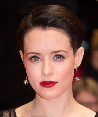 Claire Foy Is Completely Unrecognizable with Her New Haircut