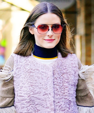 The Chic Transitional Piece Olivia Palermo KeepsRe-Wearing