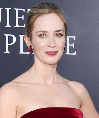 Emily Blunt Shows Us How to Make These Two Unexpected Colors work