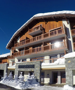 The Ski Hotel That Literally Has It All