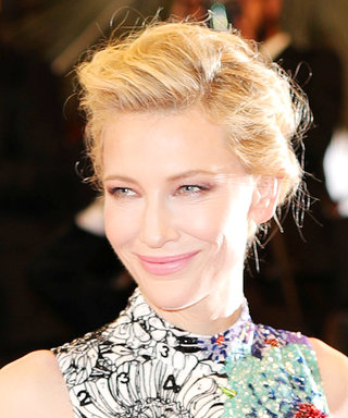 Cate Blanchett Shows Us How to Elegantly Pull Off This Controversial Shoe Trend