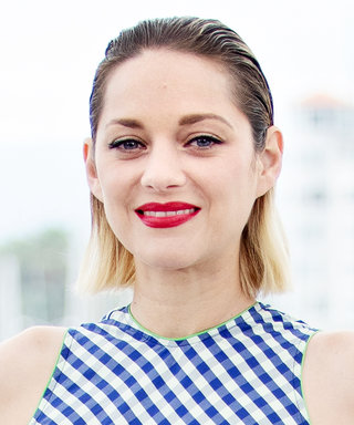 Marion Cotillard Shows Us How to Turn a Romper Into Evening Wear