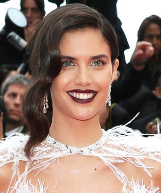 This Victoria's Secret Angel's Jaw-Dropping Look Outshined All of the Actresses at Cannes