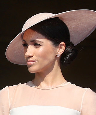 Meghan Markle Demonstrates an Elegant Way to Wear This Controversial Trend