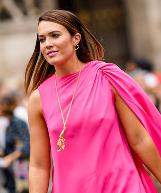 How Mandy Moore Became the Break-Out Fashion Star of Couture Week