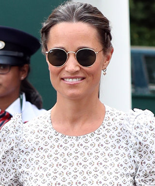 Pregnant Pippa Middleton Can't Stop Wearing These Comfortable $120 Heels