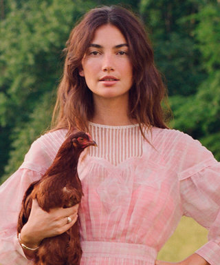 According to Lily Aldridge, This Unexpected Southern City Is Crawling with Models