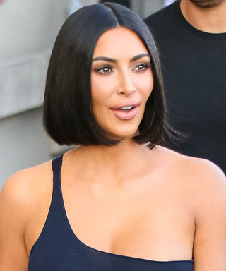 Kim Kardashian Breaks a Record For the Most Trends in One Outfit