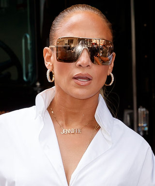 Jennifer Lopez Skipped Wearing Pants for Her Latest Street Style Look