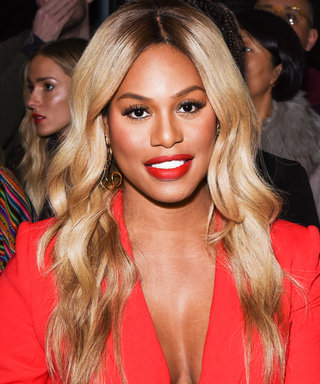 "Laverne Cox Swears By These $150 Heels: ""I Don't Even Need to Bring a Change of Flats in My Purse"""