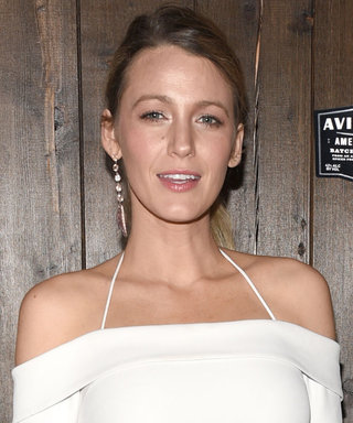 Blake Lively Shows Us a Fresh Way to Wear the Off-the-Shoulder Trend