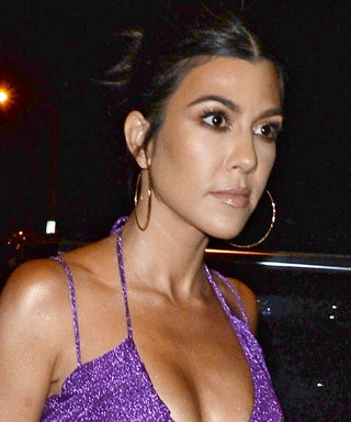Kourtney Kardashian Found the Perfect Revenge Dress