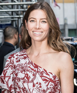 Jessica Biel Found the Perfect Wear-Everywhere Dress