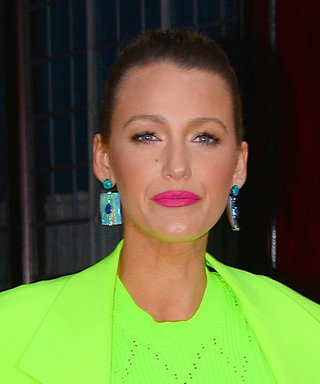 Blake Lively Shows Us How to Pull Off the Trickiest Fall Trend