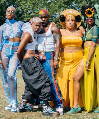 These Are Some of the Most Incredible Looks From Afropunk 2018