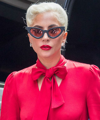 Lady Gaga Just Wore the Dress You're About to See Everywhere This Fall