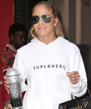 Jennifer Lopez Has 3 Versions of the Same $155 Hoodie