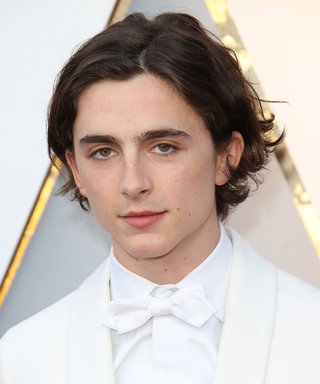 Timothée Chalamet Got a Haircut and I Need a Moment to Process It