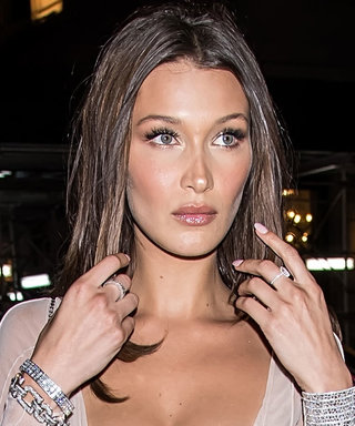 Bella Hadid Just Took the Naked Jumpsuit Look to the Next Level