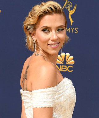 Scarlett Johansson's Giant Back Tattoo Is Probably in Honor of Her 3-Year-Old