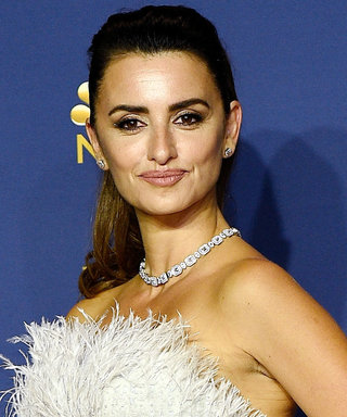 Penelope Cruz Shut Down the 2018 Emmys Red Carpet in a Chanel Haute Couture Gown