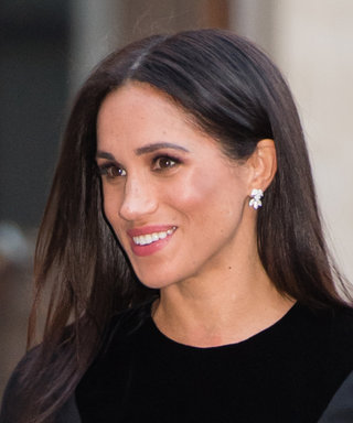 Meghan Markle Can't Stop Wearing These Stylish Black Pumps