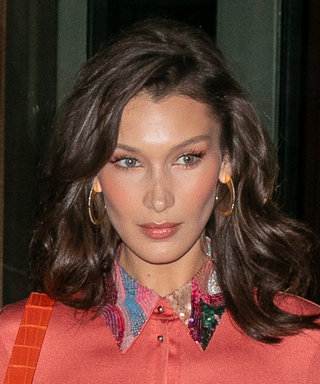 Bella Hadid Gives Us a Stylish Lesson in Mixing Colors for Fall