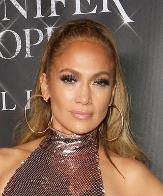 Jennifer Lopez's Party Outfit From Over the Weekend Deserves a Second Look