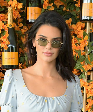 Kendall Jenner Found the Comfortable (and Cute) Pair of Heels We've Been Looking For