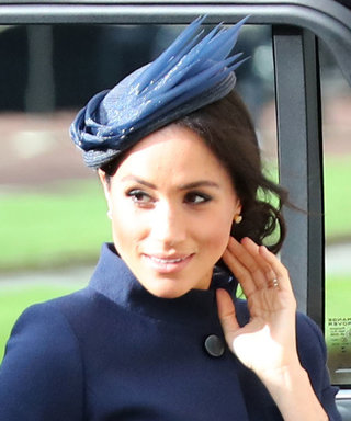 Meghan Markle Demos a Stylish Way to Dress for Chilly Weather