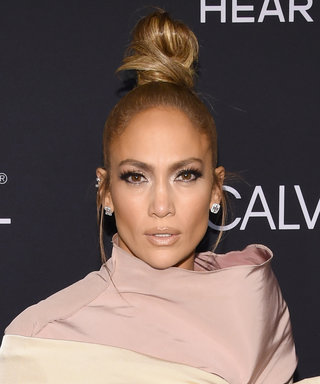 Jennifer Lopez Demos a Glamorous Way to Dress Up a Pencil Skirt