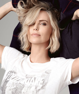 Charlize Theron Has a No-BS Approach to Aging