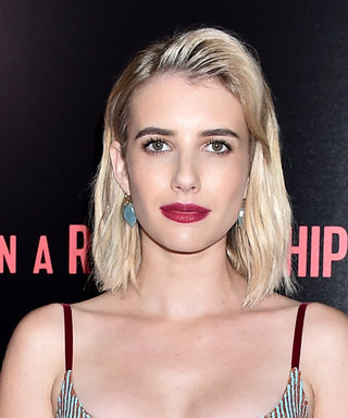 Emma Roberts Gives Us a Fashion-Forward Lesson in Eveningwear Dressing