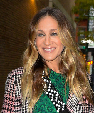 Sarah Jessica Parker Proves She's the Queen of Mixing Prints