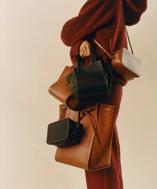 This Dreamy New Collection Is Making Us Toss Our Old Work Bags
