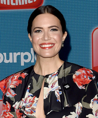 Mandy Moore Just Shut Down the Red Carpet in the Prettiest Fall Trend