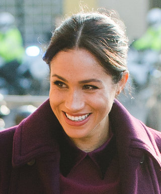 Meghan Markle's Club Monaco Coat Is on Sale Right Now