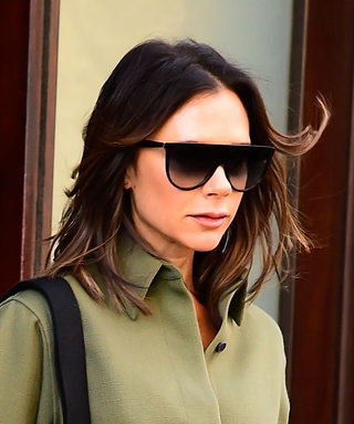 Victoria Beckham Gives a Stylish Lesson in Dressing for Colder Temperatures