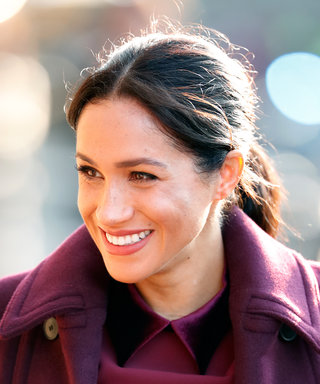 Club Monaco's Warm Wishes Sale Includes Meghan Markle's Favorite Coat