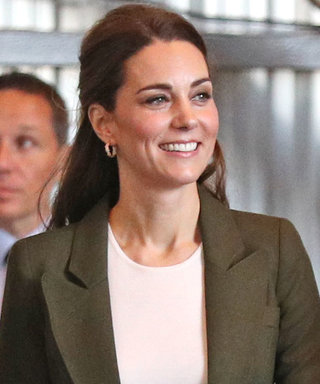 Kate Middleton's Latest Look Takes a Page Out of Meghan Markle's Fashion Book