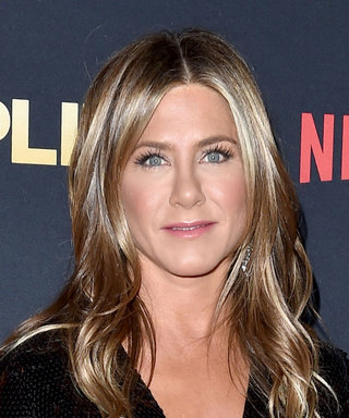 Jennifer Aniston Just Wore the Party Dress Everyone's Rocking This Holiday Season