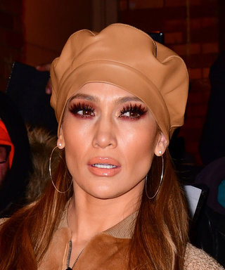 Jennifer Lopez Gives Us a Glam Lesson in Winter Dressing