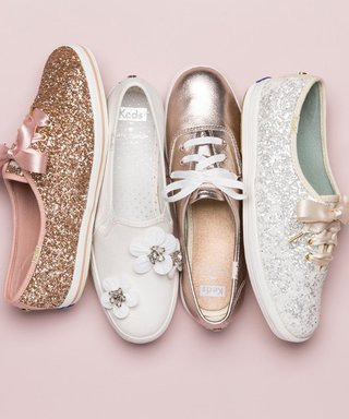 These Extremely Comfortable Kate Spade Sneakers Are 40% Off for One More Day