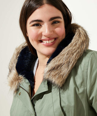 This Parka Is a Best-Seller in Plus, Straight, and Petite Sizes — And It's Selling Out Fast