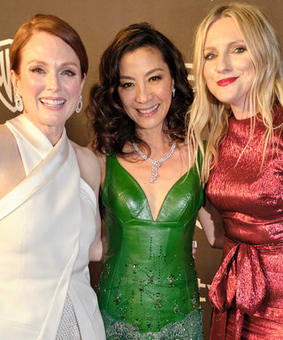 All the Moments You Missed at the InStyle Golden Globes After-Party