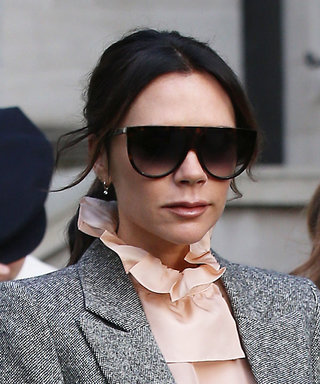 Victoria Beckham Found a Clever Way to Refresh Boring Work Suits