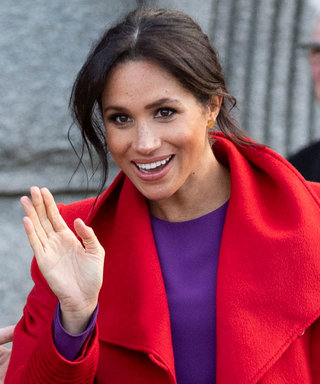 Meghan Markle Just Gave Us a Major Lesson in Color Mixing