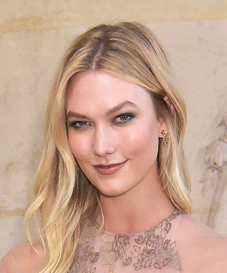 Karlie Kloss Steals the Spotlight at Couture Fashion Week in a Jaw-Dropping Naked Dress