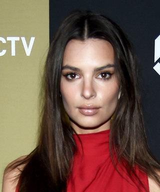 Emily Ratajkowski Gives Us a Lesson In Wearing Multiple Trends at Once