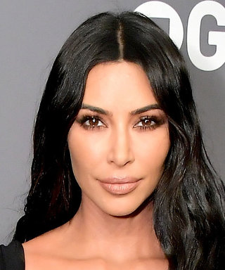 Kim Kardashian Just Took Plunging Necklines to an Entirely New Level